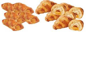 Pastries Regular Sizes